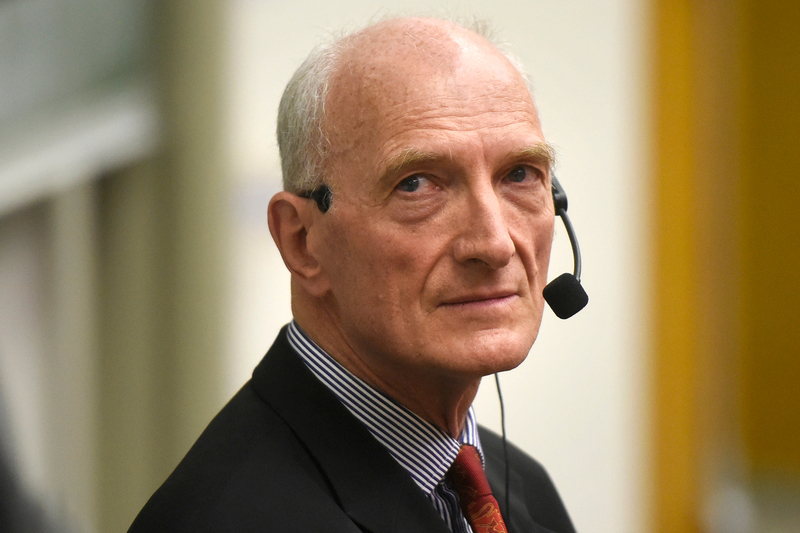 Fear of rising crime has paralysed the country and countered the urgent need for debate on penal reform, retired Constitutional Court Justice Edwin Cameron said in his 2019 Rabinowitz Lecture.