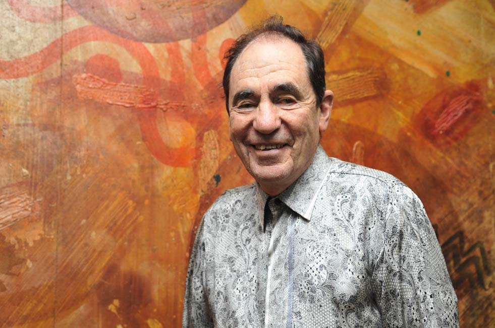 Albie Sachs (2006), Doctor of Laws