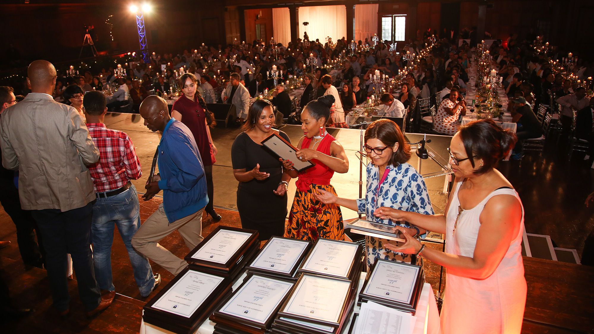 UCT 2018 Annual Awards ceremony   UCT News