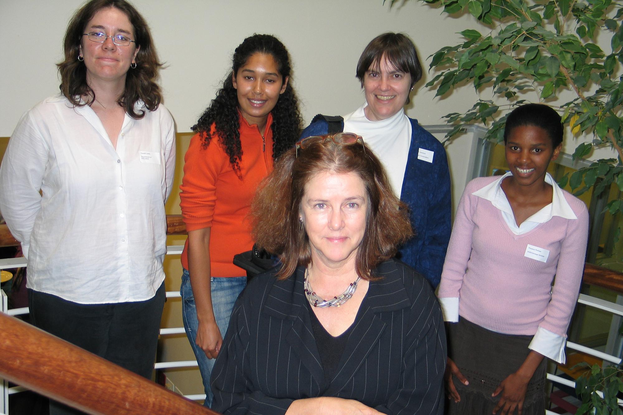 Scholarships For Women >> Carnegie Scholarships For Women In Science Uct News