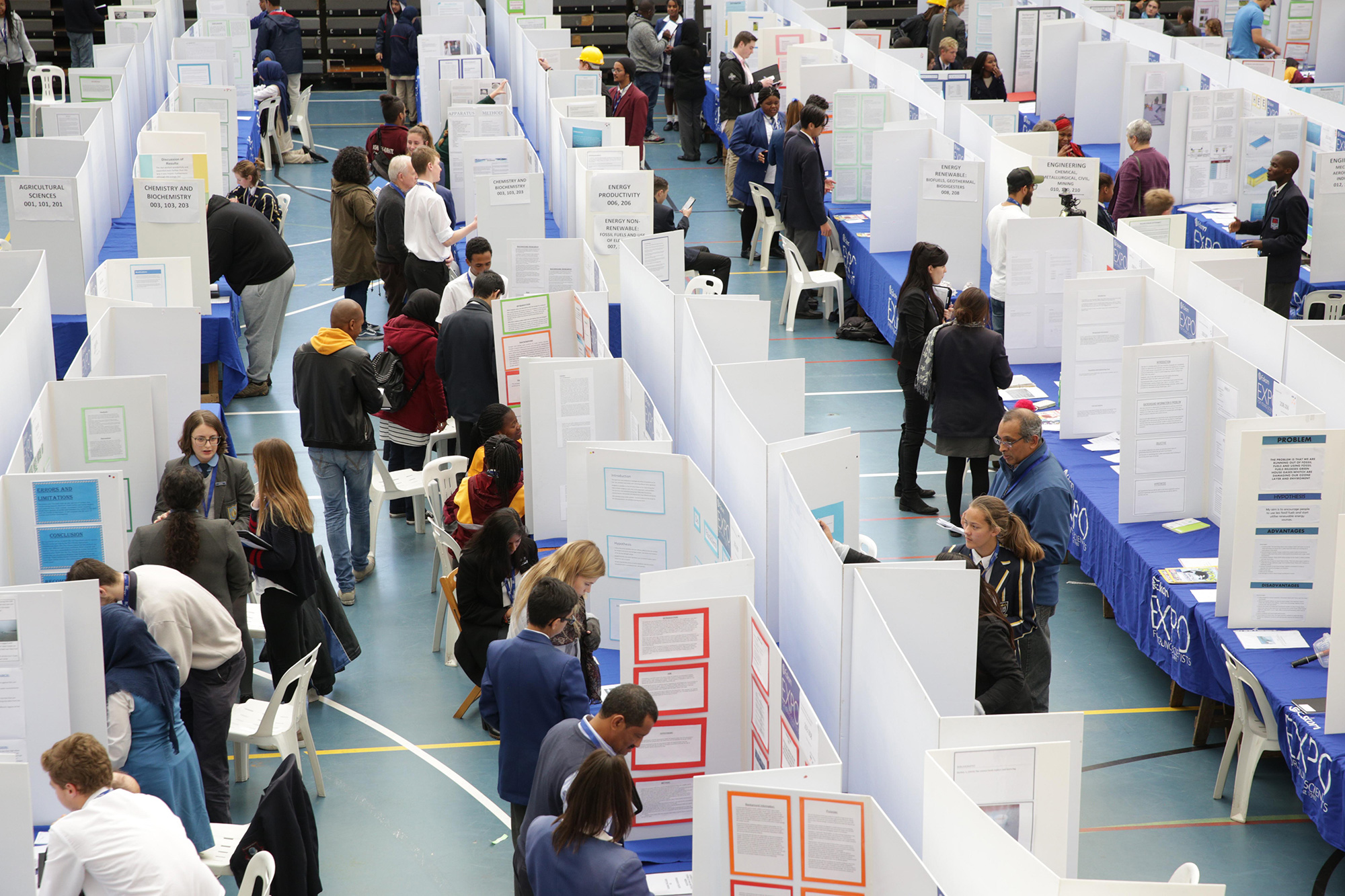 UCT hosts the Eskom Expo for Young Scientists | UCT News
