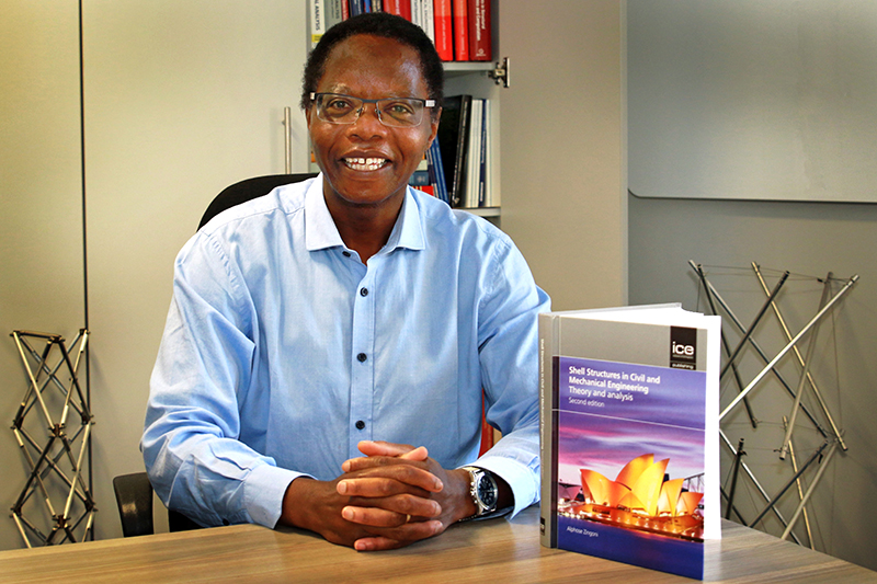 Art, engineering works win UCT Book Award