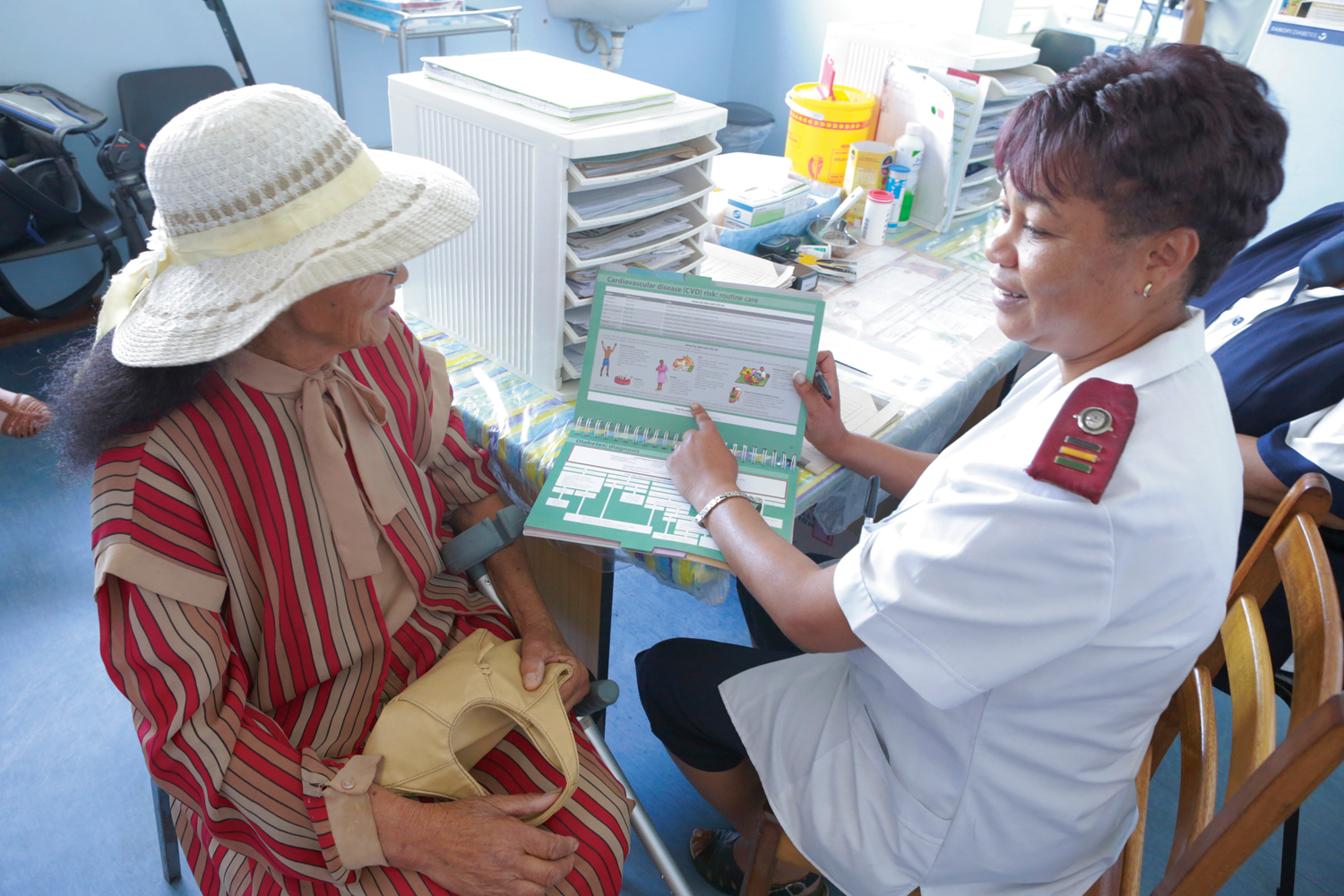 Primary healthcare bible piloted in Brazil | UCT News