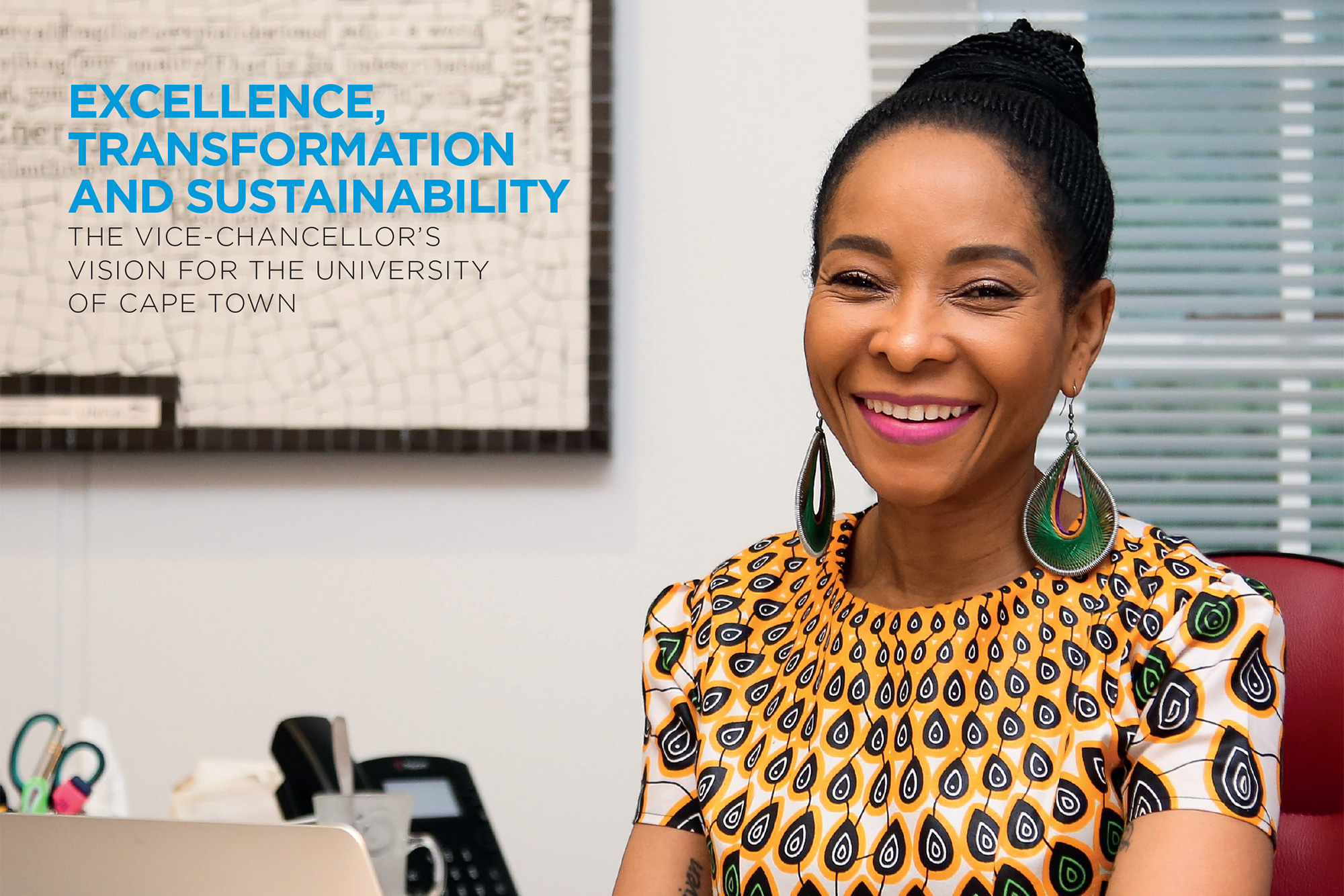 Excellence Transformation And Sustainability Uct News