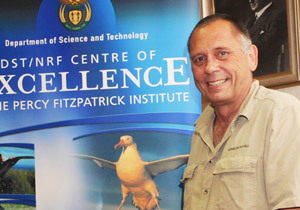 Great loss: UCT mourns the death of ornithologist Prof Phil Hockey who died of cancer on 24 January.