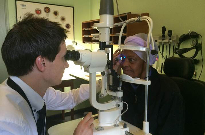 UCT's Division of Ophthalmology has joined the Commonwealth Eye Health Consortium, which aims to tackle avoidable blindness worldwide.