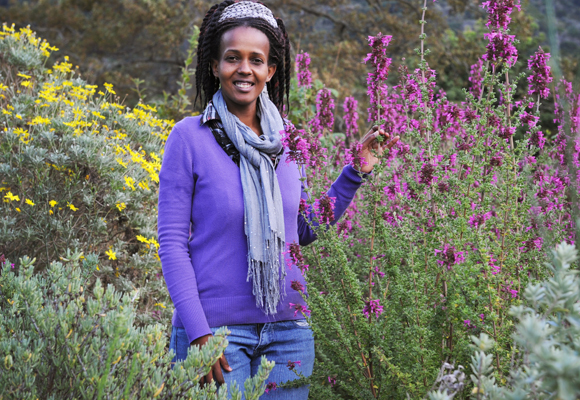 PhD researcher Jacqueline Kariithi of the Department of Environmental and Geographical Science has received a two-year AWARD Fellowship.