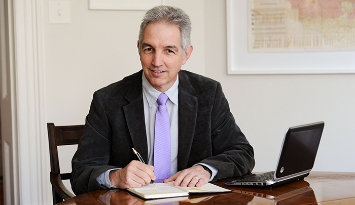 UCT Vice-Chancellor Dr Max Price.