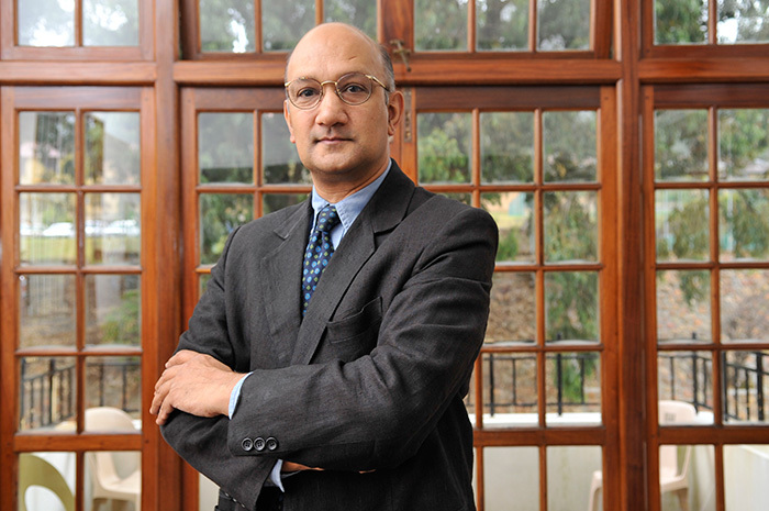 Professor Daya Reddy from the Department of Mathematics and Applied Mathematics at UCT has been named the next President of the International Council for Science (ICSU).