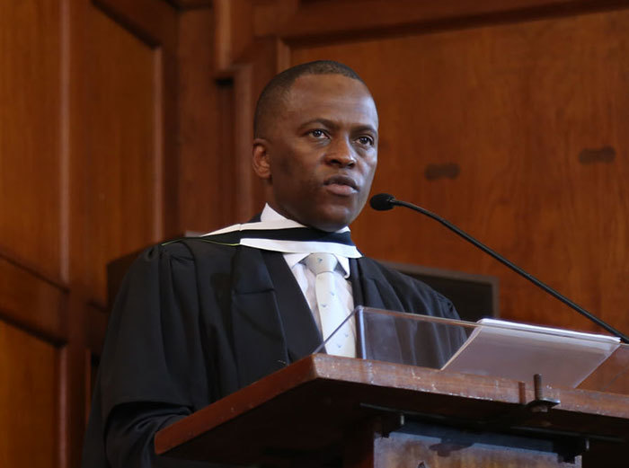 Sandile Zungu, chairman of Zungu Investment Company Limited, urged commerce graduands to use their skills to grow the South African economy in order to combat poverty and inequality.