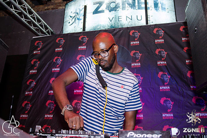Black Coffee performing in Soweto, at the Soulistic Music Night. Dr Jan Schenk found that music and popular culture do not unite, as is commonly believed, but enforce and reproduce racial difference and inequality.