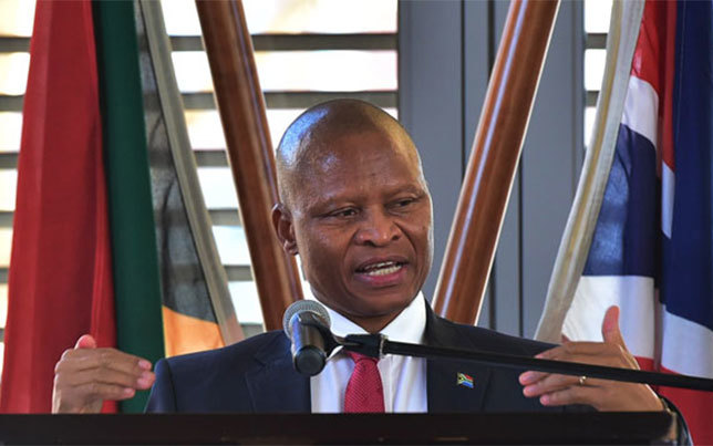 "Chief Justice Mogoeng Mogoeng. (Photo courtesy of <a href=""https://www.flickr.com/photos/governmentza/18294092483"" target=""_blank"">GovernmentZA</a>)"