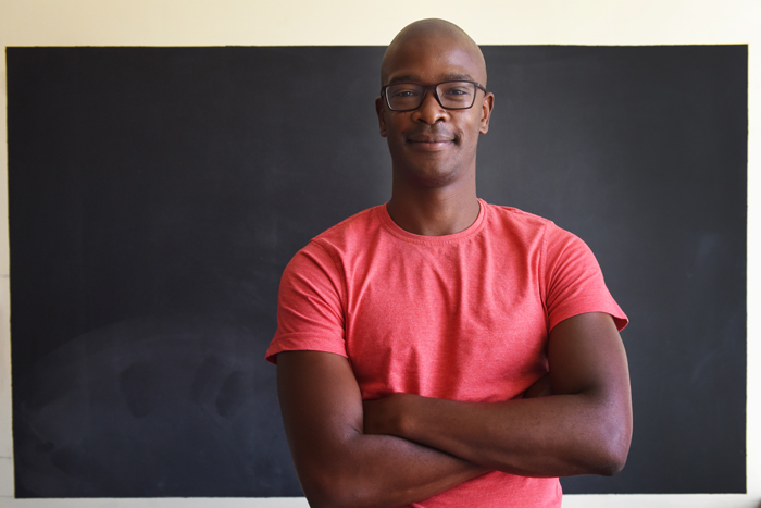 Dr Zwelethu Jolobe shared his insights into South Africa's system for local elections and offered his predictions for upcoming polls at a Summer School lecture on 26 January.