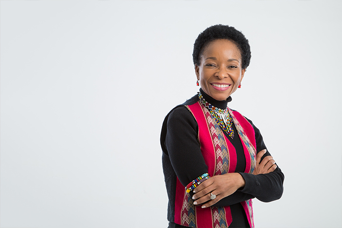 Consolidate and sustain: Prof Mamokgethi Phakeng joins UCT on 1 July as the incoming deputy vice-chancellor for research and internationalisation.