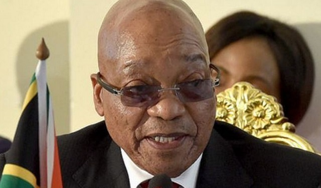 "President Jacob Zuma (image courtesy of The Presidency of the Republic of South Africa, <a href=""https://www.flickr.com/photos/presidencyza/"" style=""font-weight: normal;"" target=""_blank"">accessed via flickr</a>)."