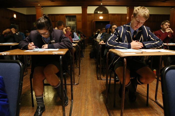 The 2015 UCT Mathematics Competition attracted some 7 500 students and this year's contest will likely see the mathematicians turn out in even bigger numbers.