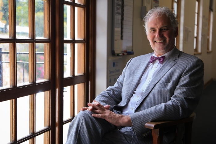 Professor Walter Baets is leaving the Graduate School of Business at UCT after a seven-year tenure.
