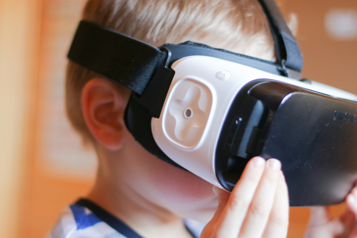 When it comes to children and virtual reality, proceed with caution. Photo Andri Koolme via flickr.