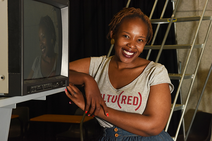 Sihle Hlophe is one of the new ICA fellows at UCT. The film-maker is currently working on a new project called Lobola: A Bride's True Price.