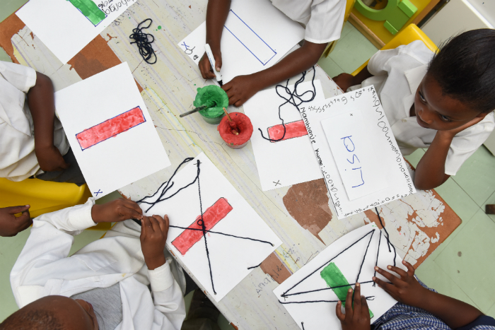 Early childhood development in poor communities is essential to giving young children a head start − and one of the foundational thrusts of social innovation being punted for South Africa.