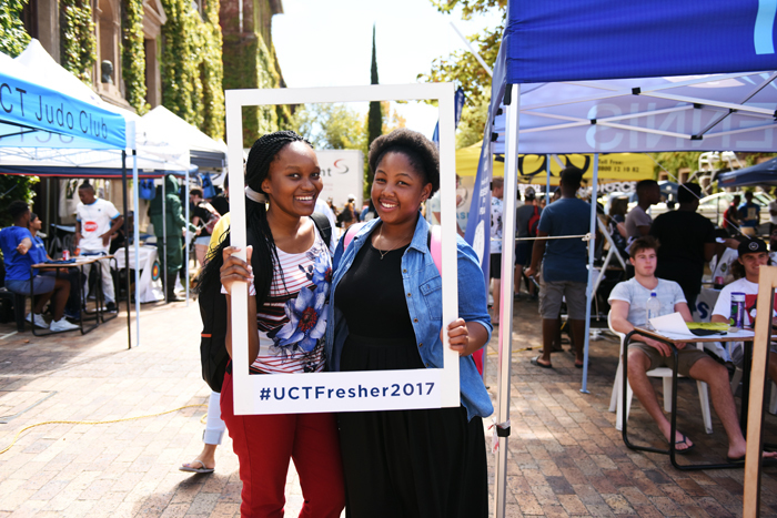 ​​​​​​​Upper campus buzzed with the O-Week vibe on Jammie Plaza from 8 to 10 March.