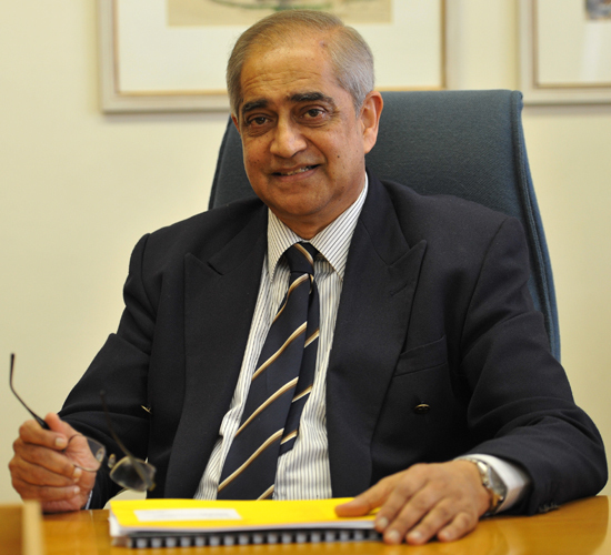 Prof Anwar Mall says he leaves the post of acting DVC for transformation with mixed feelings.