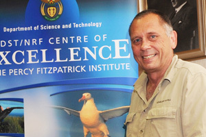 Great loss: UCT mourns the death of ornithologist Prof Phil Hockey, who died of cancer on 24 January.