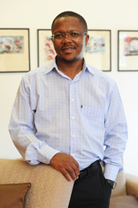 """I'm not one to live in a comfort zone"" - Prof Sakhela Buhlungu, new Dean of Humanities."