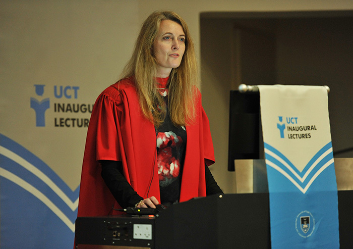 """We need to be innovative about how we can work with the resources and facilities available."" – Prof Jo Wilmshurst, head of paediatric neurology at the Red Cross War Memorial Children's Hospital and UCT's Department of Paediatrics and Child Health, which is home to the African Paediatric Fellowship Programme."