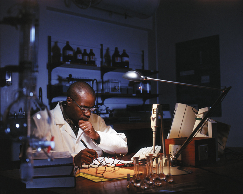Professor Kelly Chibale, founder and director of H3D, led the research that identified the new compound.