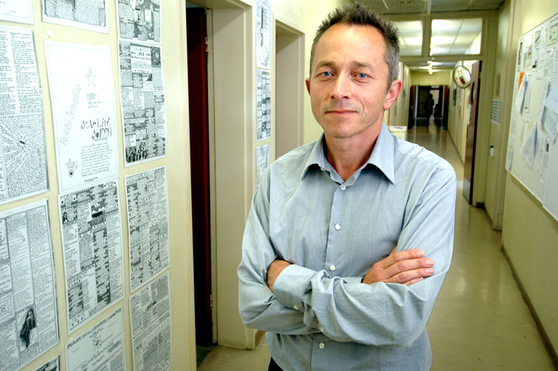 Biology and emotion: Prof Jack van Honk of the Department of Psychiatry and Mental Health is one of UCT's two new A-rated researchers and a world leader in the multidisciplinary field of hormones, the brain and human social-emotional behaviour.