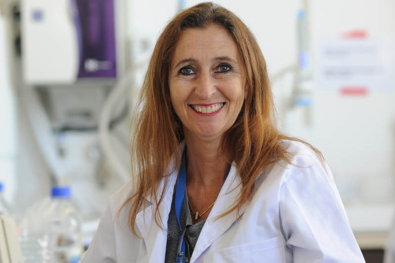 Accolade: IIDMM director Prof Valerie Mizrahi has been awarded the coveted Grand Prix Christophe Mérieux Prize by the Institute de France in Paris for her TB research and ability to mentor young researchers.
