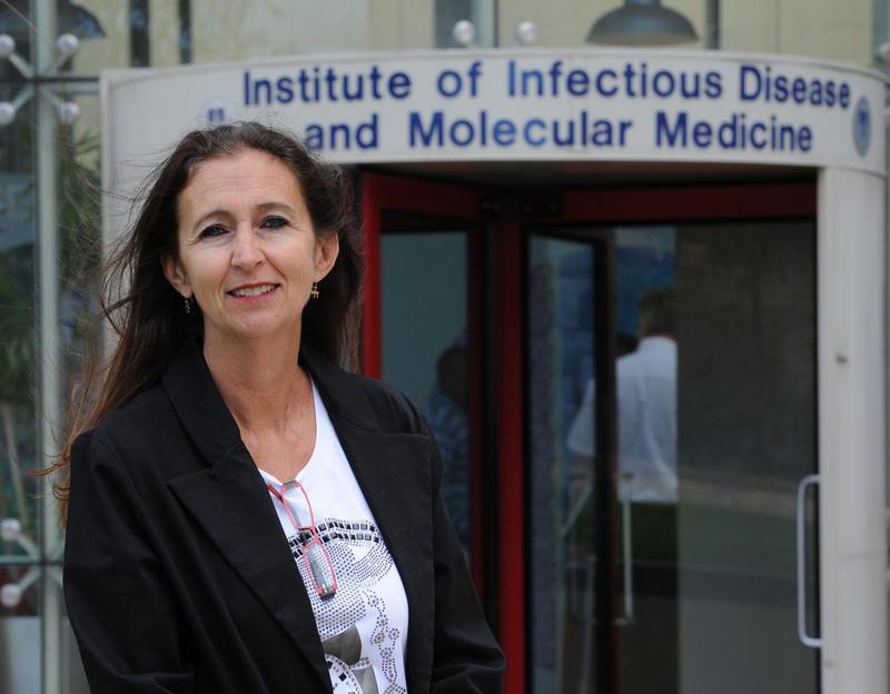 Accolade: IIDMM director Prof Valerie Mizrahi has been awarded the coveted Grand Prix Christophe Mérieux Prize by the Institute de France in Paris, for her TB research and her ability to mentor young researchers.