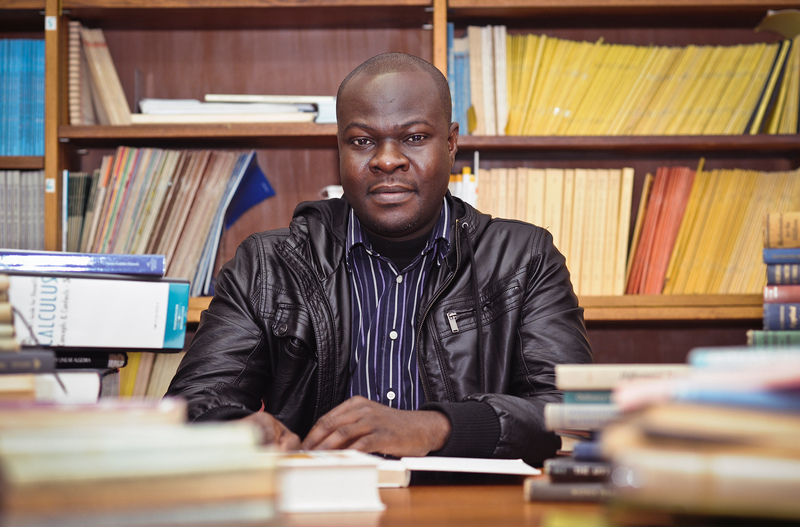 "Finding the Holy Grail: Obinna Umeh's PhD thesis, The influence of structure formation on the evolution of the Universe, was described by an examiner from Oxford as ""a remarkable piece of work and one of the most impressive theses I have read""."