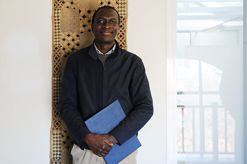 Assoc Prof Adeniyi Isafiade from the Department of Chemical Engineering is one of five recipients of the 2017 Claude Leon Award.