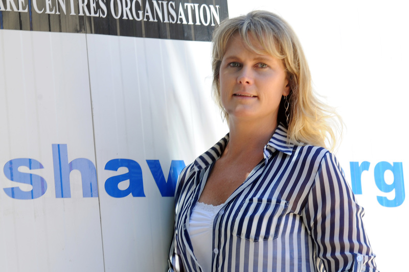 Greer Blizzard, SHAWCO's new Fundraising, Marketing and PR Manager. The organisation was established in 1943 and has been an integral part of UCT's community outreach for 70 years.