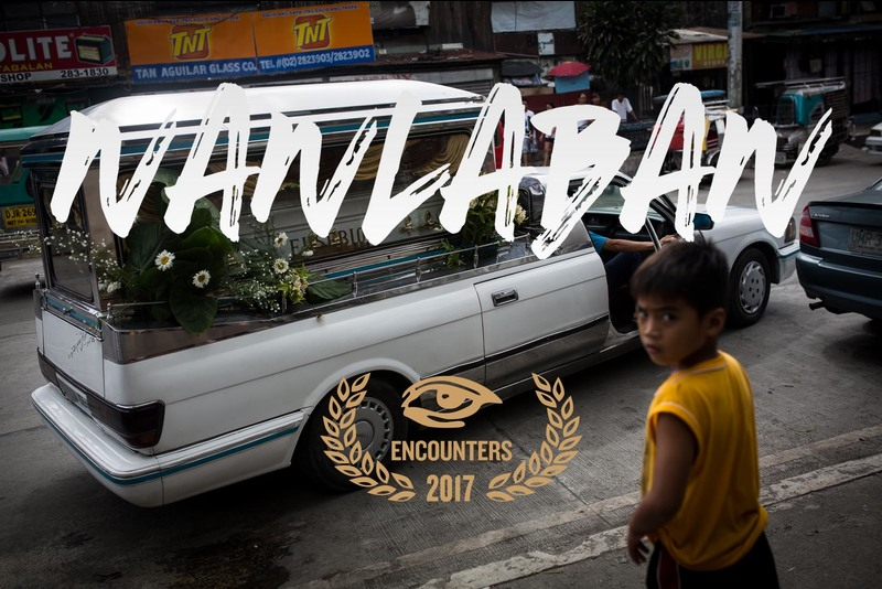 Nanlaban is Shaun Swingler's short film on Philippines president Rodrigo Duterte's controversial war on drug addicts and pushers.