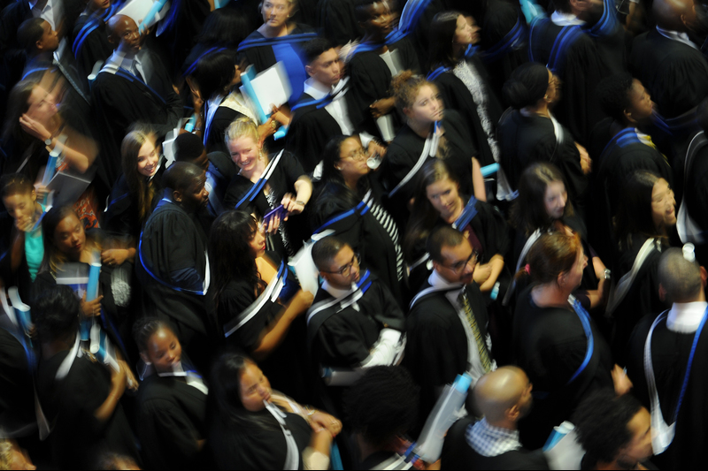 UCT graduates remain highly sought after. The 2016 graduate exit survey uncovered a consistently high rate of employment for graduates.