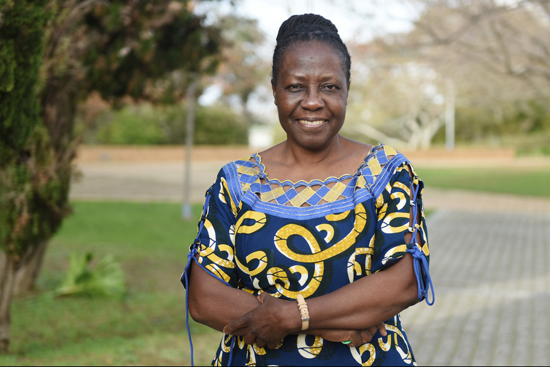 Professor Chuma Himonga is the latest recipient of the Alan Pifer Research Award for Socially Responsive Research.