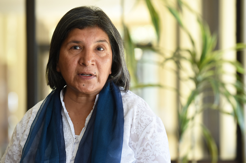"""The concern for me remains that the rhetoric is that violence against women is a human rights violation, yet the reality is that it is not taken as seriously as other human rights violations,"" says Professor Rashida Manjoo."