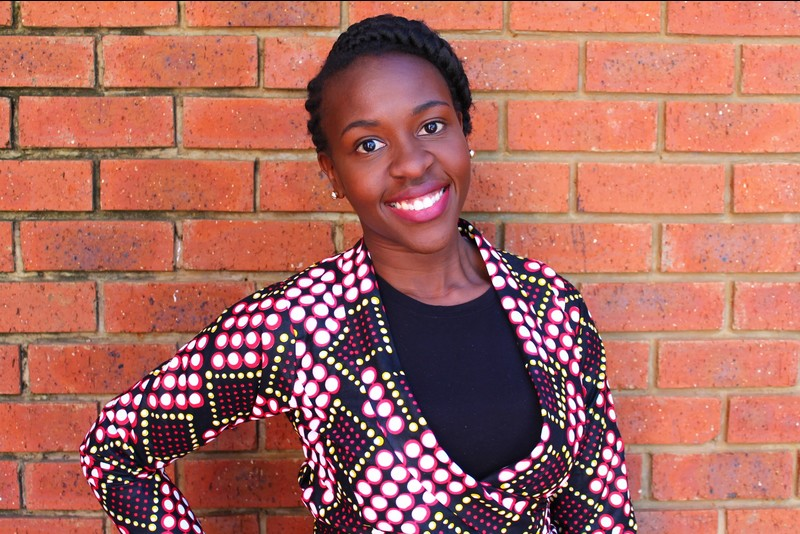 Shamiso Kumbirai, a master's student within iCOMMS, will represent southern African youth at the World Economic Forum's annual meeting in Davos in 2018.