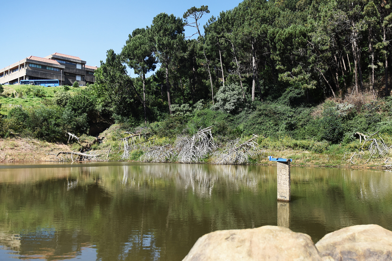 UCT researchers have developed and tested a new logger system to keep a closer eye on the water levels in the dam on upper campus and other water systems.