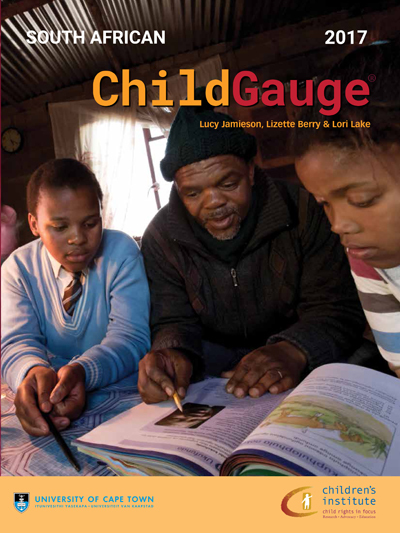 The South African Child Gauge 2017 calls for investment in responsive care, child nutrition, violence prevention, reading, and inclusive services.