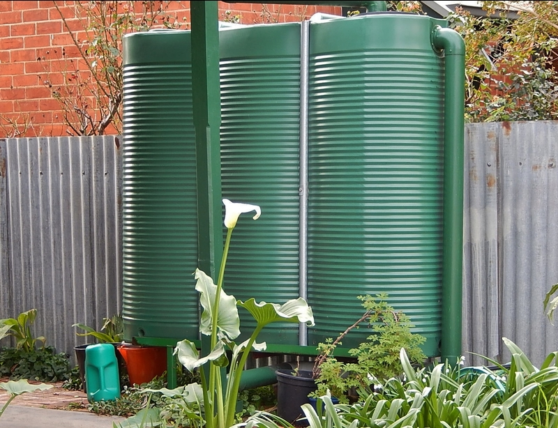 Rainwater tanks are just one of the measures necessary for ensuring a sustainable water supply in the future.