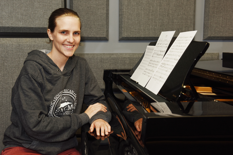 <em>South African College of Music student Maike Watson&rsquo;</em><em>s composition </em>Pr&auml;l&uuml;d<em> has been chosen for the International Society for Contemporary Music festival in Vancouver.</em>