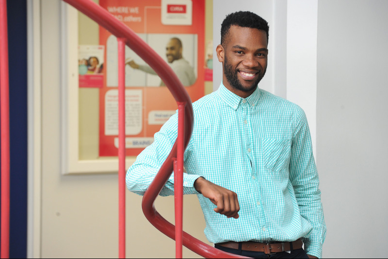 As an alumnus of EDU commerce, Malilimalo Phaswana is all compliments for the supportive learning environment.