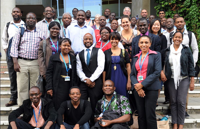 Summer learning: Thirty young researchers from 16 countries across Africa, as well as a number of UCT's own students, attended the recent Summer School organised by the Centre for Social Science Research (CSSR), in conjunction with the Afrobarometer network.