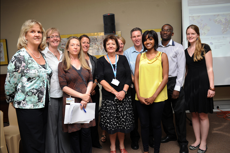 UCT hosted the first inaugural meeting of the South African Global Health Trials initiative.