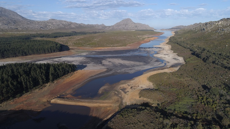 "A view of Steenbras Dam in May 2017. <strong>Photo </strong><a href=""http://www.capetown.gov.za/Family%20and%20home/education-and-research-materials/graphics-and-educational-material/water-saving-resources"" target=""_blank"">City of Cape Town</a>"