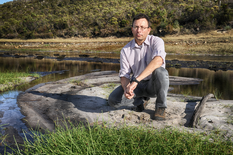 Professor Mark New delivered a keynote address on the Cape Town water crisis at an event honouring his leading contribution to climate research.